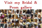 Visit my bridal & prom gallery